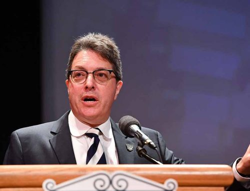 Mayor John  Mirisch on Teleworking and Information  Highway as  A New Philosophy